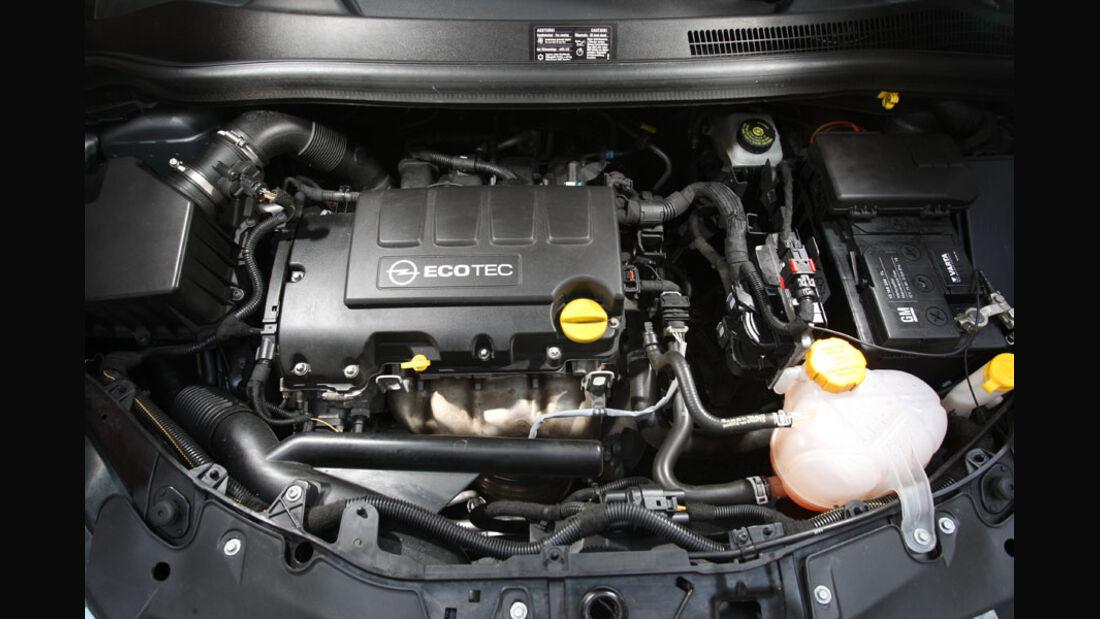 Opel Corsa 1.4, Motor