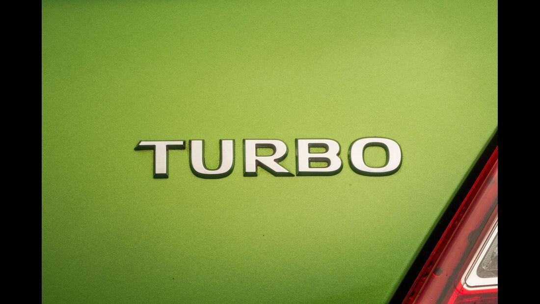 Opel Corsa 1.4 Turbo Ecoflex, Typenbezeichnung