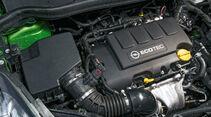 Opel Corsa 1.4 Turbo, Motor