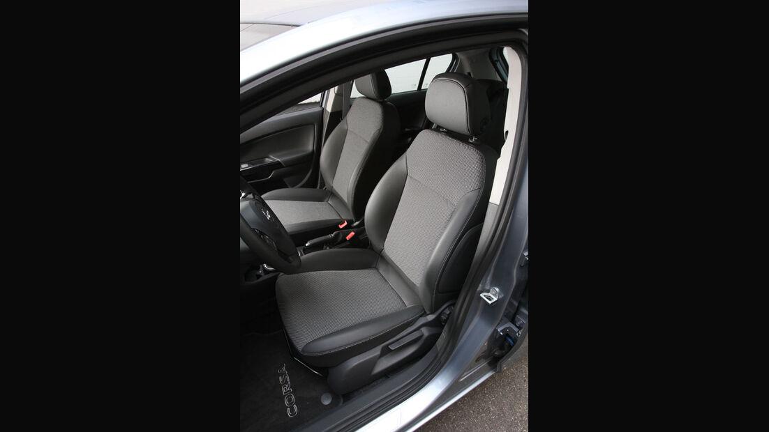 Opel Corsa 1.4, Vodersitz