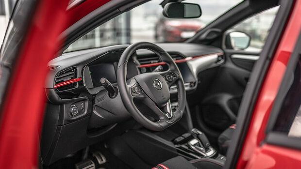 Opel Corsa (2019), Cockpit