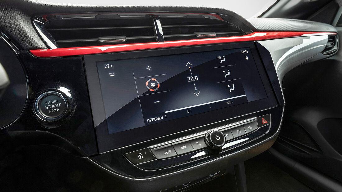 Opel Corsa (2019), Infotainment