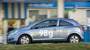 Opel Corsa 98 g/km