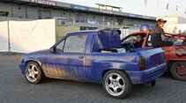 Opel Corsa A Pick Up Umbau