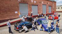 Opel Corsa B (1993-2000), Ford Fiesta Mk 4 (1995-2001), VW Polo 6N (1994-2001)