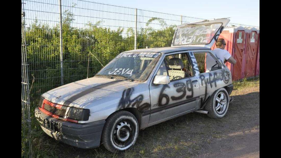 Opel Corsa B Viertel-Meile