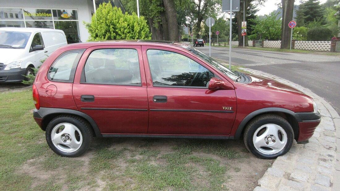 Opel Corsa B von Otto Waalkes