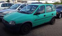 Opel Corsa B von mobile.de