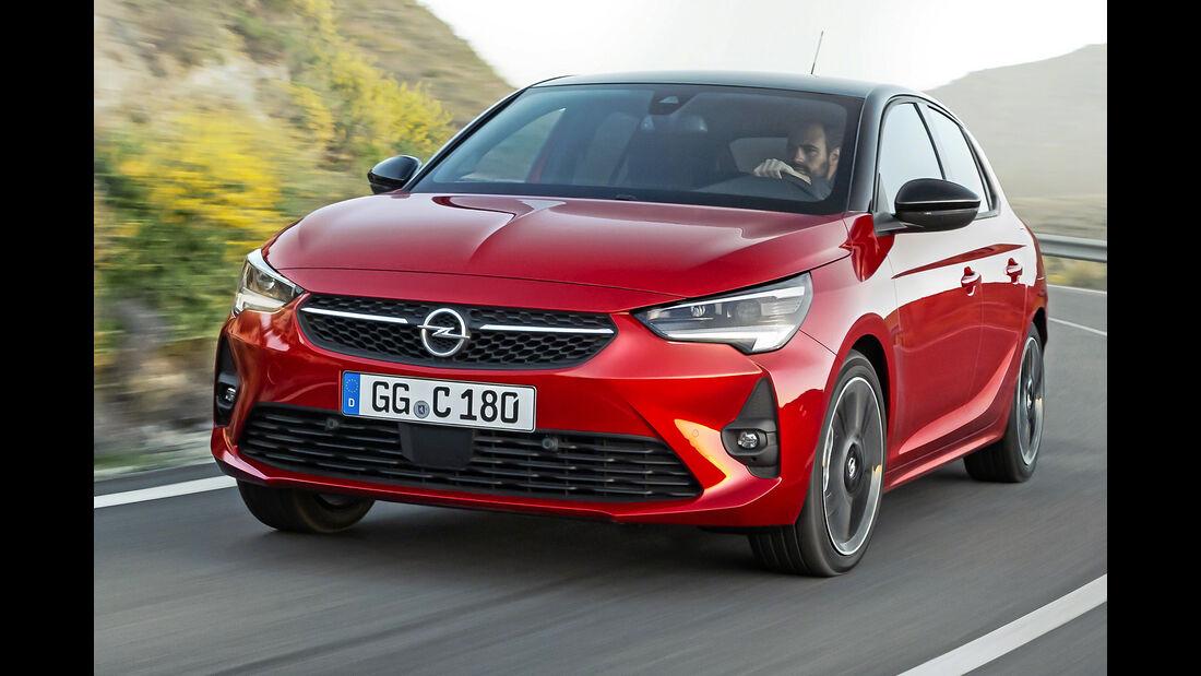 Opel Corsa, Best Cars 2020, Kategorie B Kleinwagen