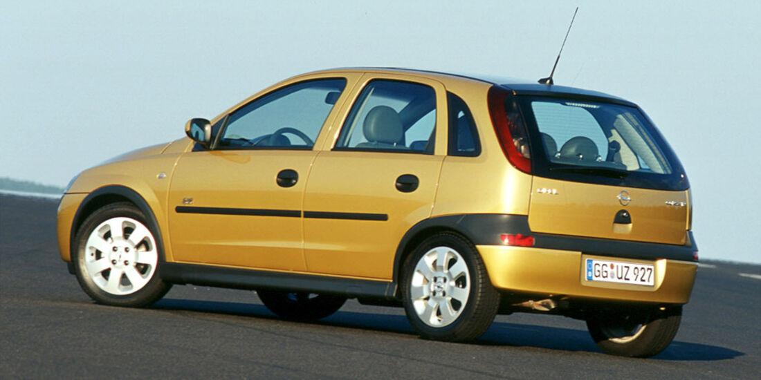 Opel Corsa C , Sport, 2000-2003