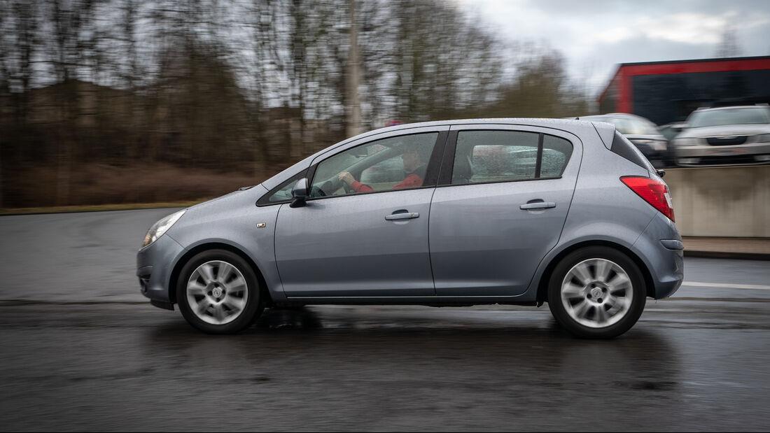Opel Corsa D, Exterieur