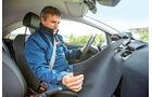 Opel Corsa E, Fahrbericht, Innenraum, Cockpit
