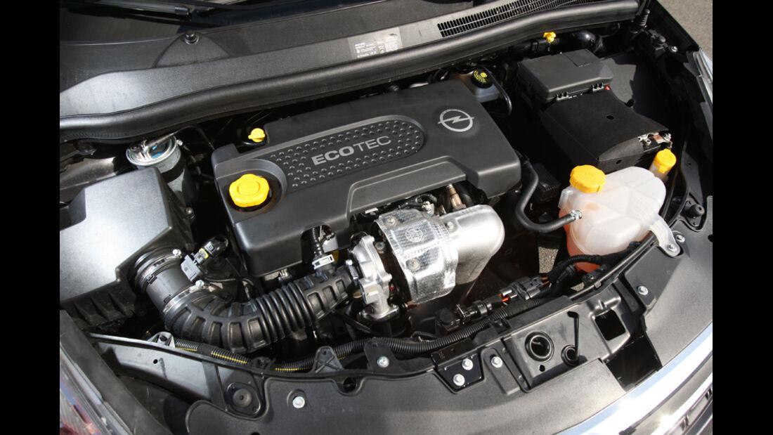 Opel Corsa Ecoflex, Motor