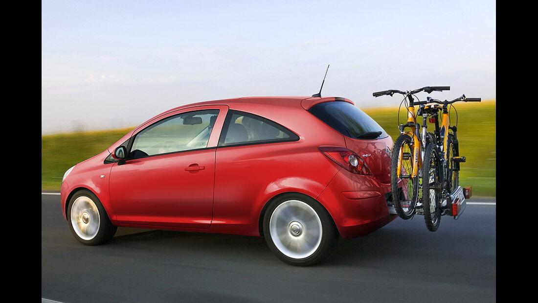 Opel Corsa Eisenach