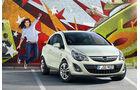 Opel Corsa Facelift 2011,