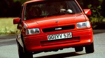 Opel Corsa GSI, Heckansicht