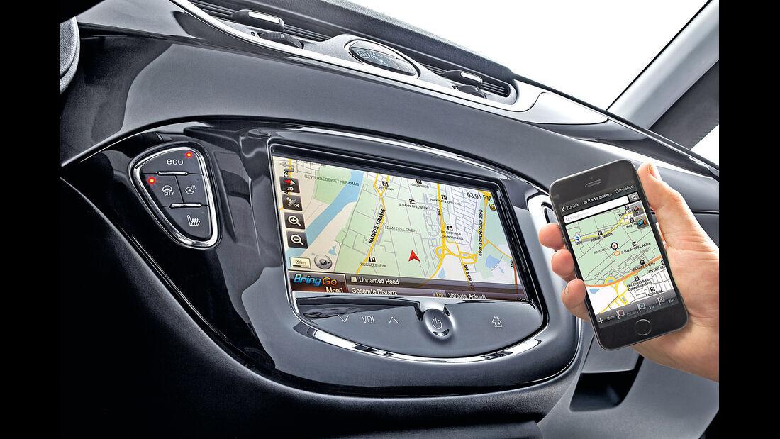 Opel Corsa, Infotainment