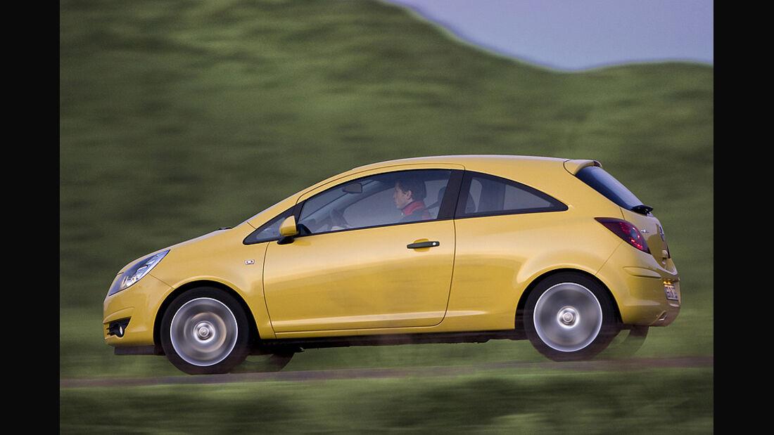 Opel Corsa Limited Sondermodell