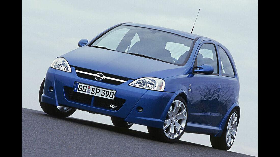 Opel Corsa OPC 2002 2003