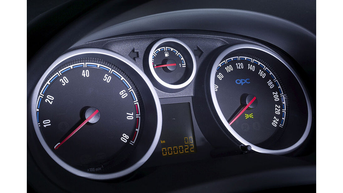 Opel Corsa OPC 2007