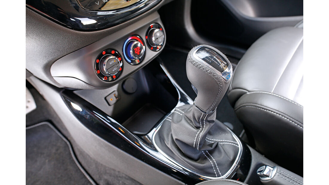 Opel Corsa OPC 2015