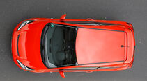 Opel Corsa OPC, Draufsicht
