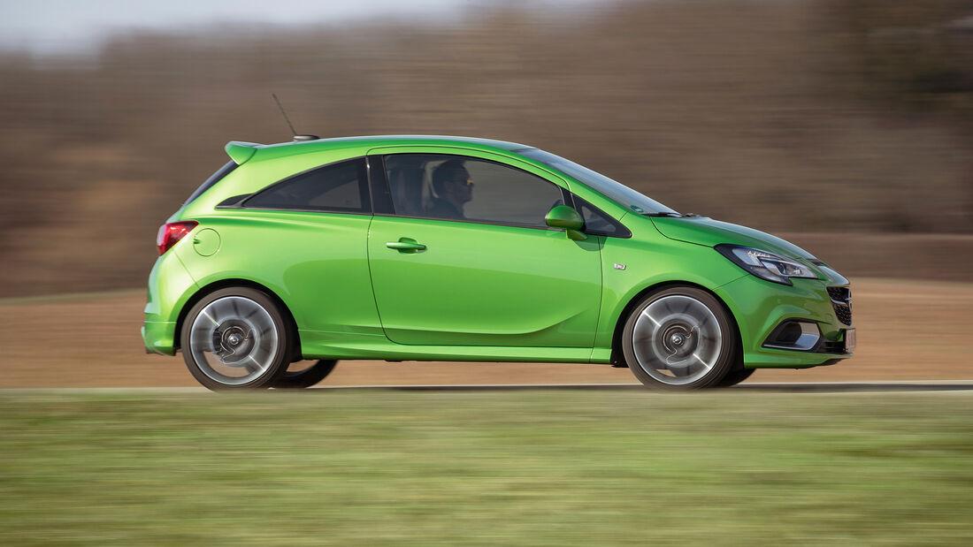 Opel Corsa OPC, Exterieur