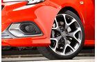 Opel Corsa OPC, Felge, Rad