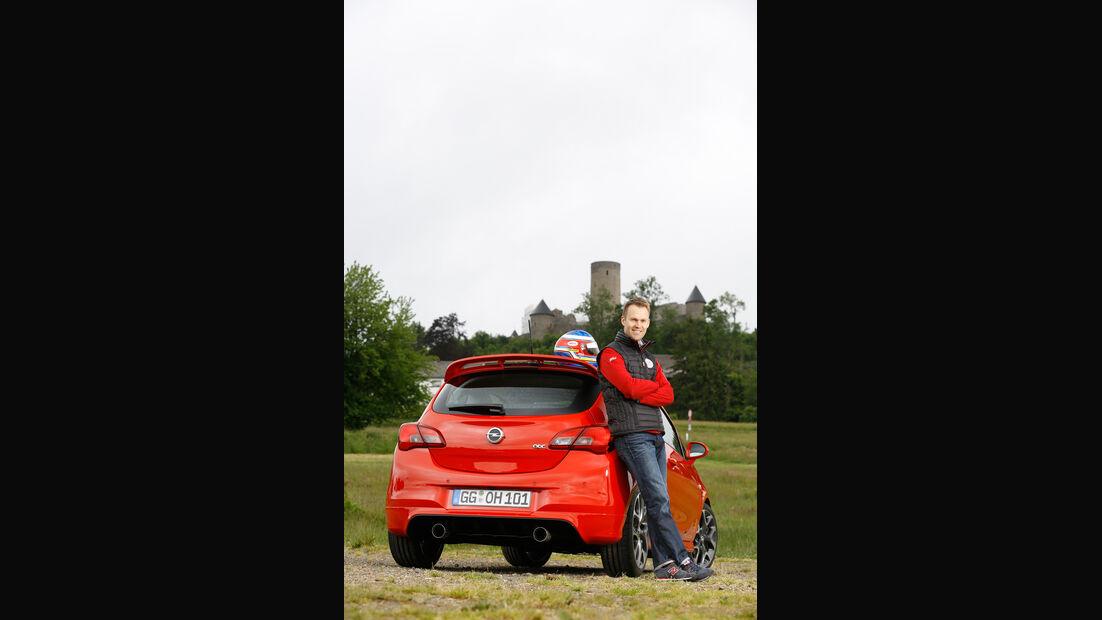 Opel Corsa OPC, Heckansicht, Christian Gebhardt