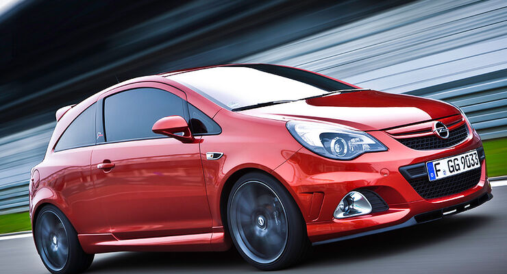Opel Corsa OPC Nürburgring Edition,