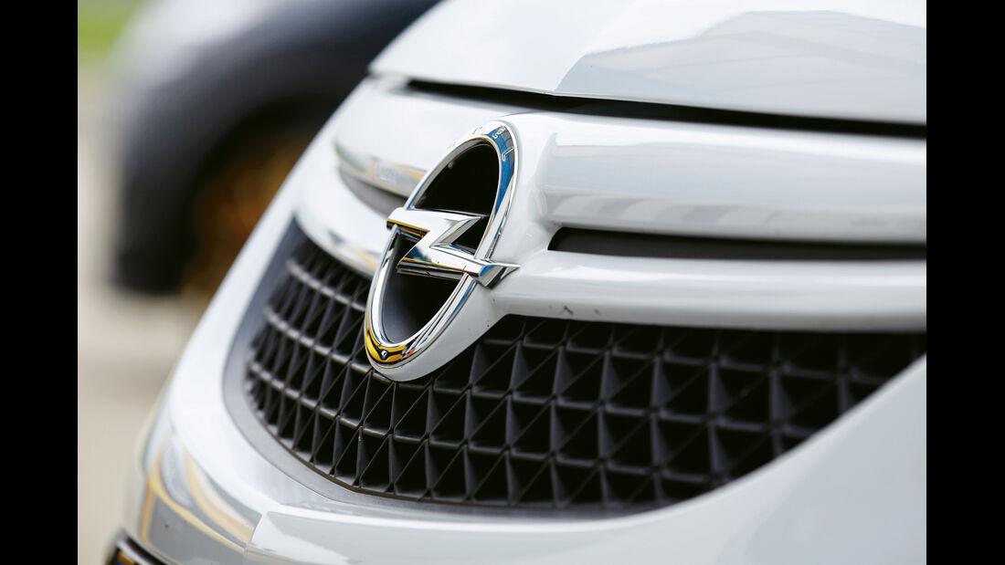 Opel Corsa OPC Nürburgring Edition, Emblem