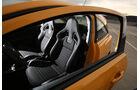 Opel Corsa OPC, Sitze