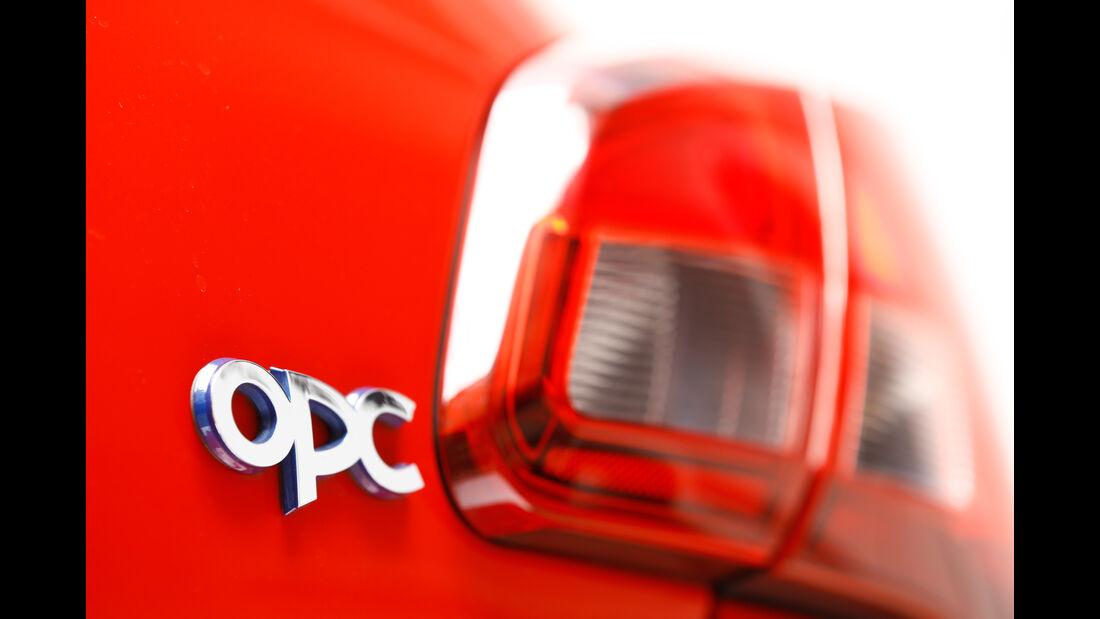 Opel Corsa OPC, Typenbezeichnung