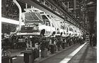 Opel Corsa, Produktion, Werk Saragossa, 1982