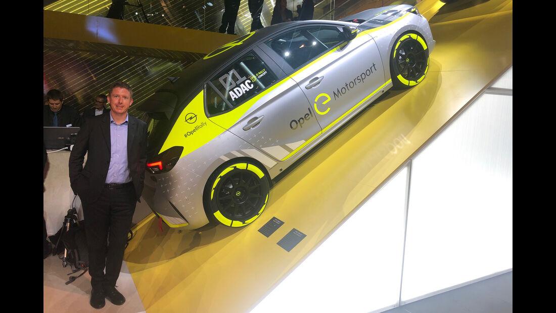 Opel Corsa Rallye Pro und Contra IAA 2019