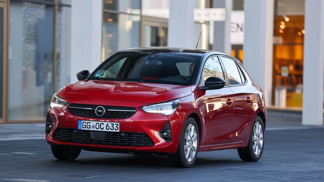 Opel Corsa Realverbrauch