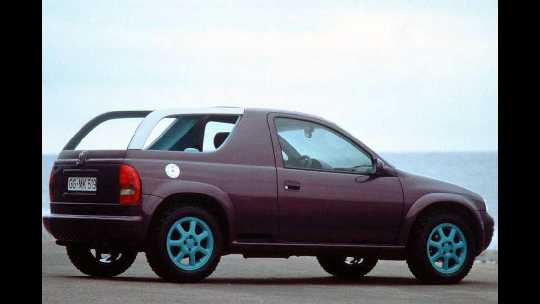 Opel Corsa Scamp