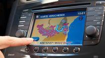 Opel Corsa, Touchscreen-Navi