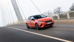 Opel Corsa-e, Exterieur