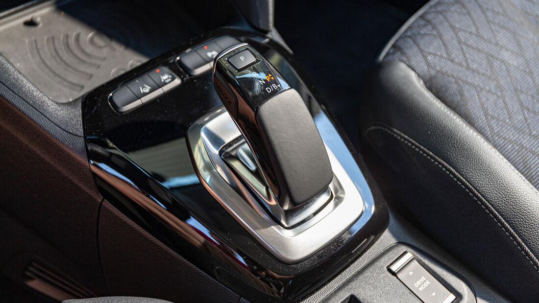 Opel Corsa-e, Interieur