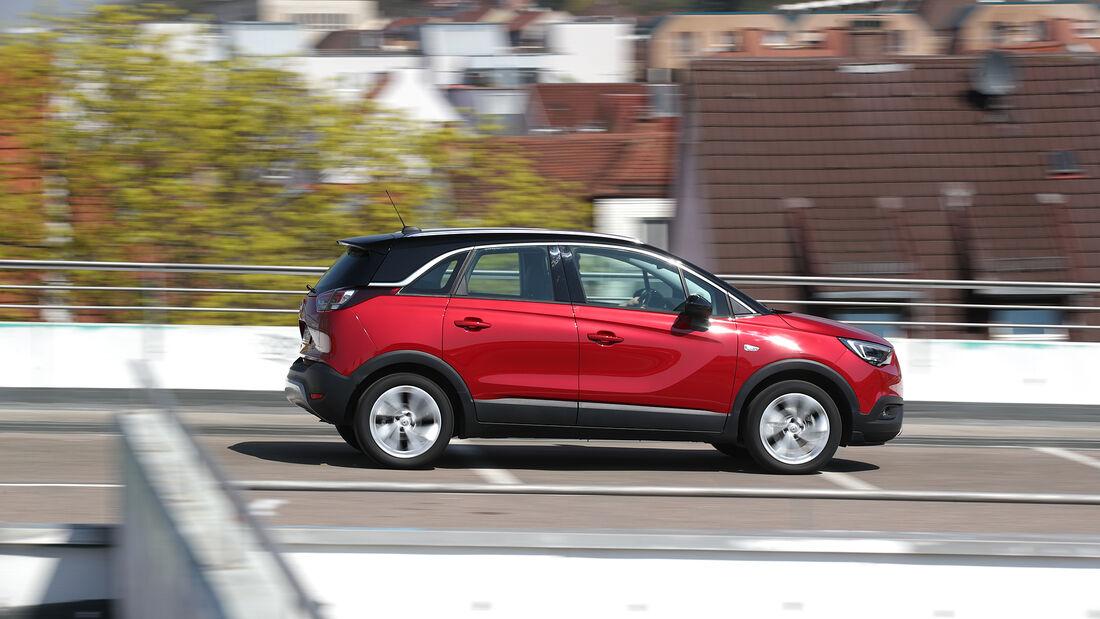 Opel Corssland X, Exterieur