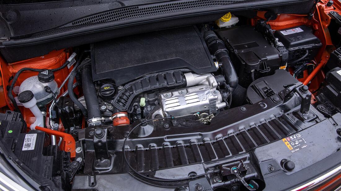 Opel Crossland, Motor