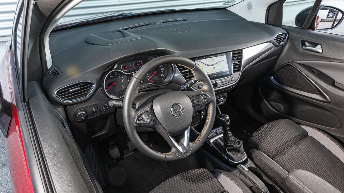 Opel Crossland X 1.2 DI, Interieur