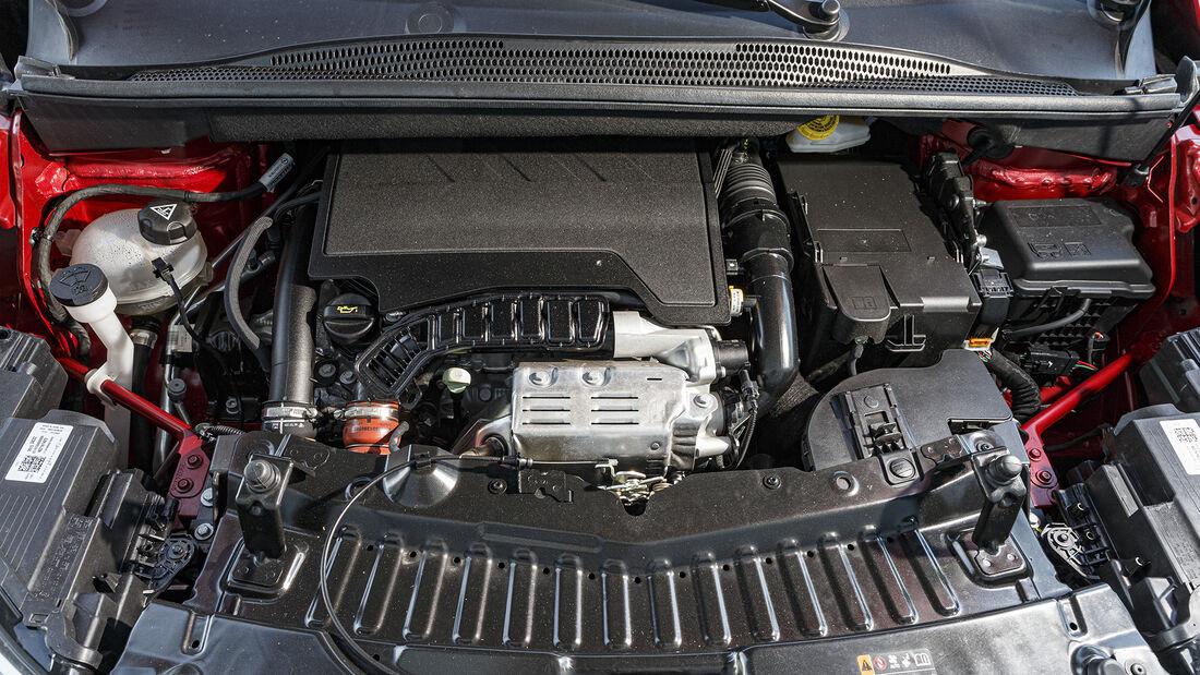 Opel Crossland X 1.2 DI, Motor