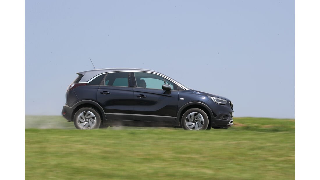 Opel Crossland X 1.2 DI Turbo, Exterieur
