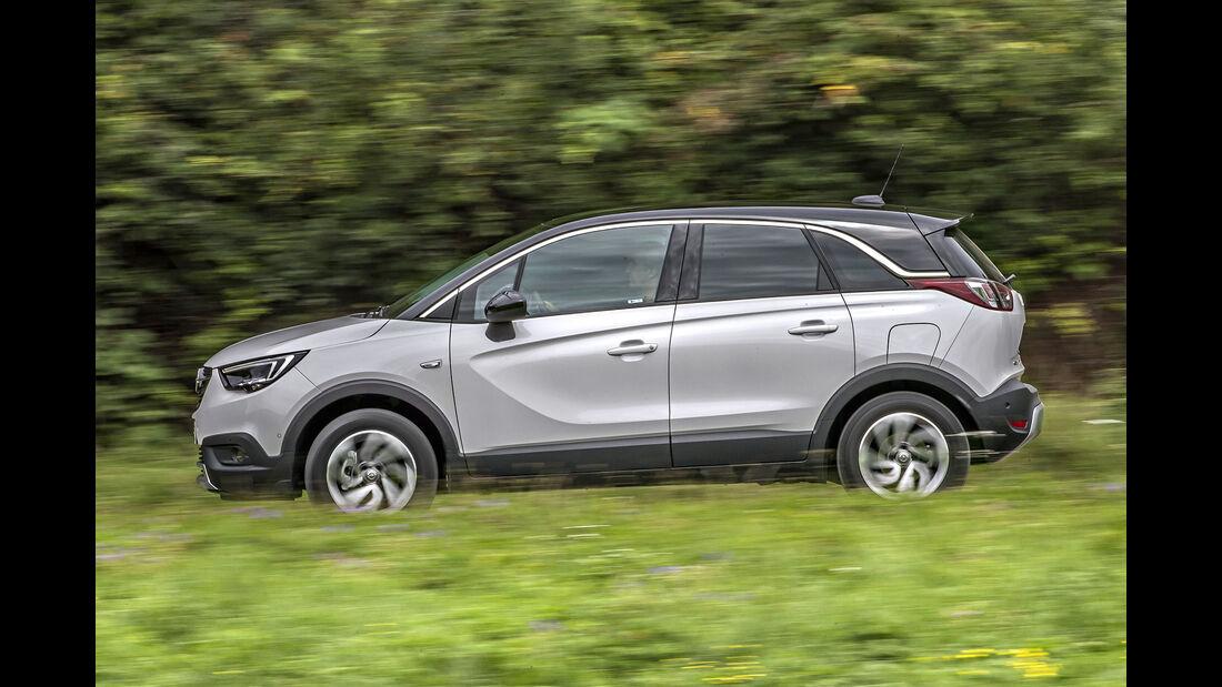 Opel Crossland X 1.6 D Innovation, Exterieur