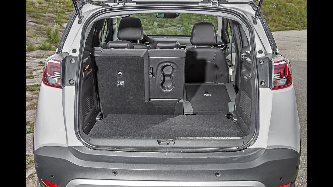 Opel Crossland X 1.6 D Innovation, Interieur
