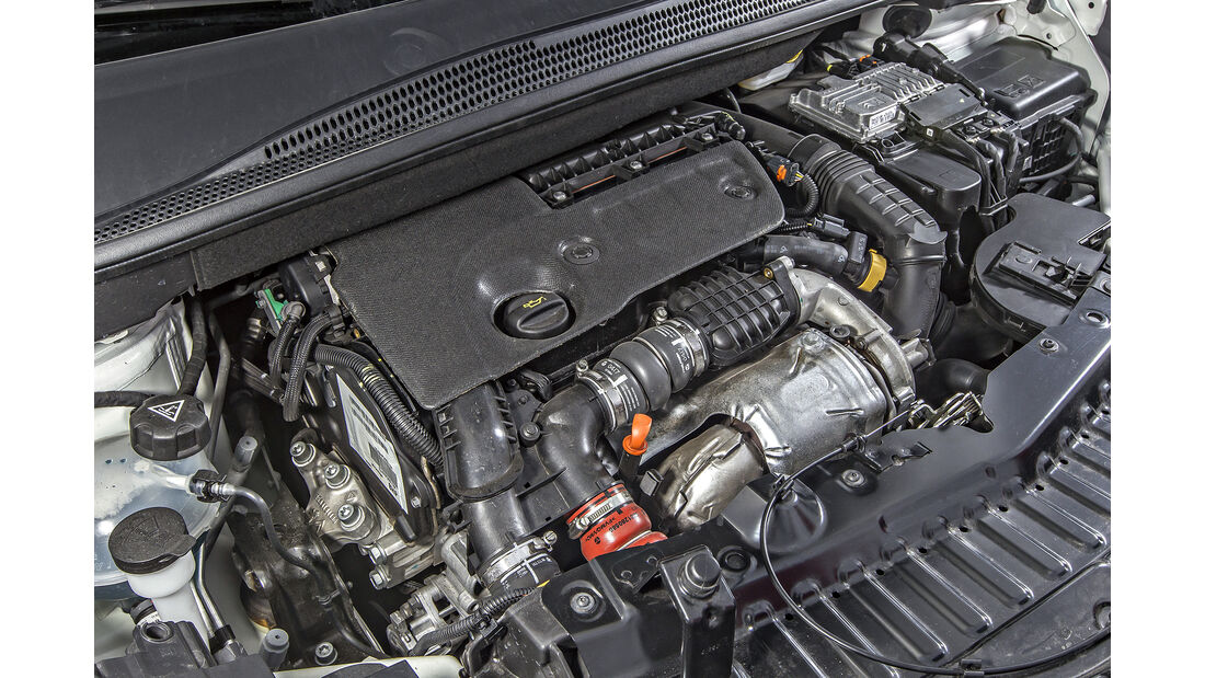 Opel Crossland X 1.6 D Innovation, Motor