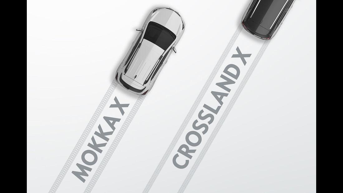Opel Crossland X Teaser