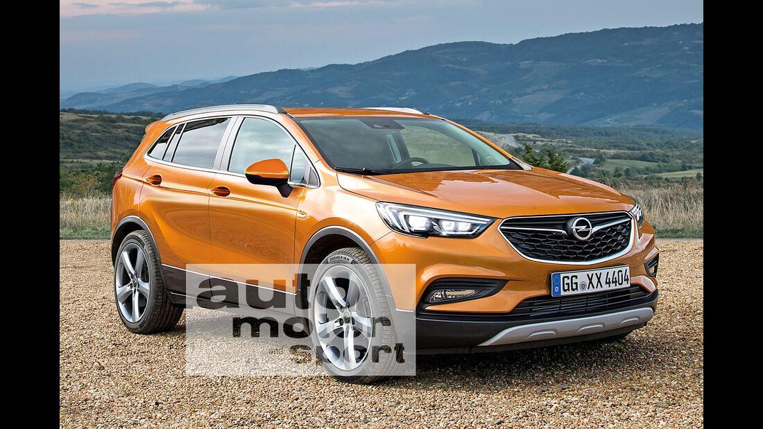 Opel D-SUV